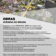 Obras POSEUR- Avenida do Brasil